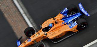 Fernando Alonso Indy 500, racingline, racinglinehu, racingline.hu