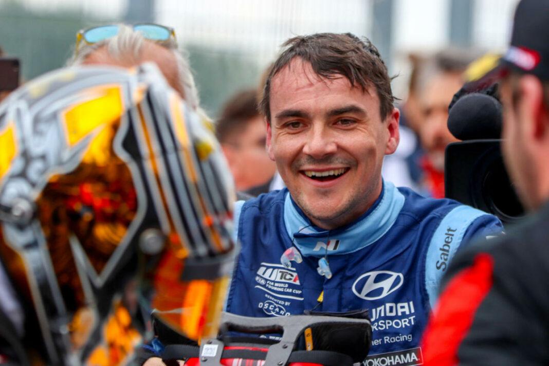 Michelisz Norbert wtcr racingline, racinglinehu, racingline.hu