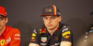 Max Verstappen racingline, racinglinehu, racingline.hu