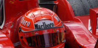 Michael Schumacher racingline, racinglinehu, racingline.hu