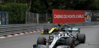 Lewis Hamilton, Daniel Ricciardo, overtake, Forma-1