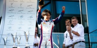 Matsushita, Racingline