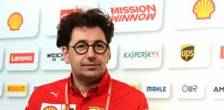 Binotto Ferrari,,Racingline