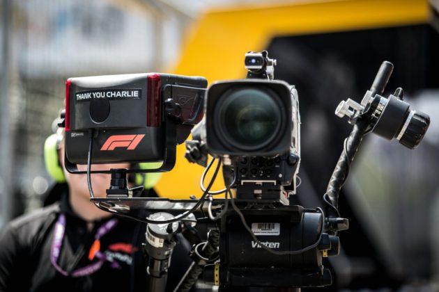 TV, tévé, F1