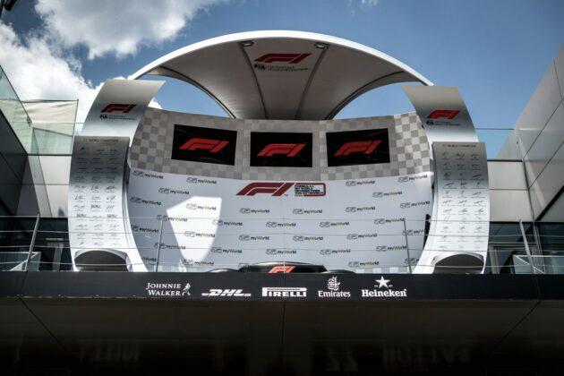 podium, dobogó, osztrák nagydíj, red bull ring