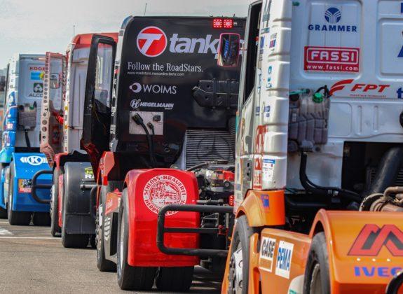 Kamion eb, ETRC, racingline.hu