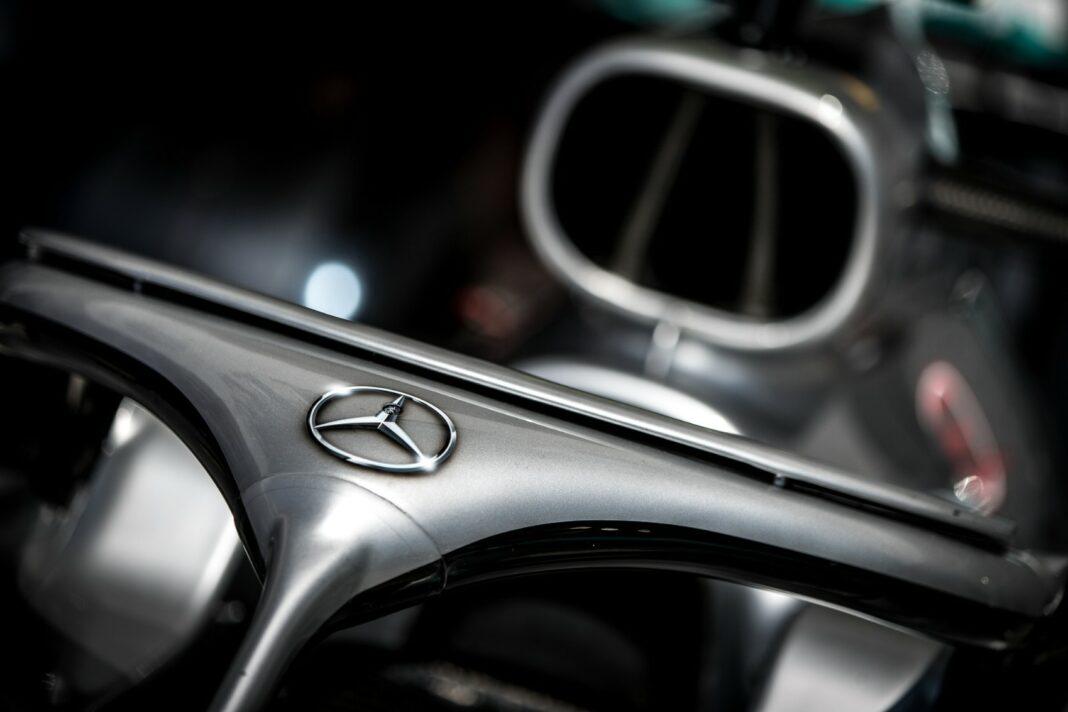 Mercedes, Halo