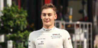 Russell, Racingline