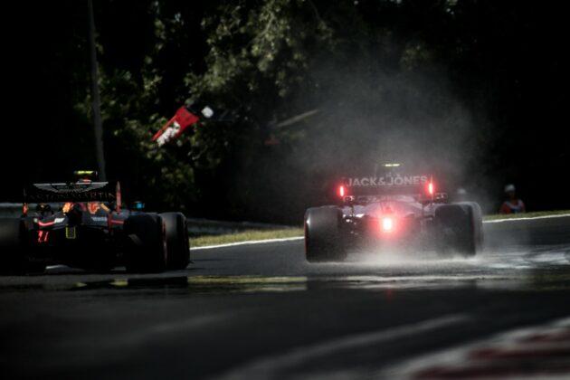 Red Bull Racing, Haas, 2021