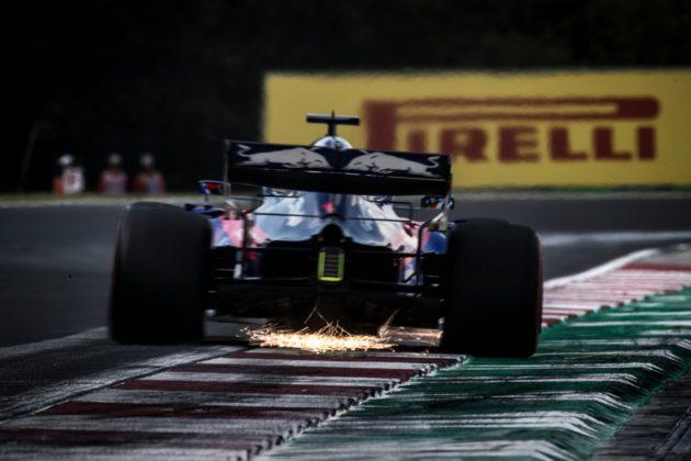 sprkas, Toro Rosso