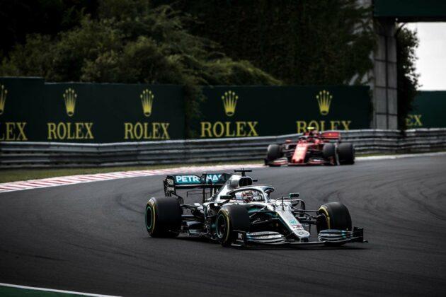 Lewis Hamilton, naptár