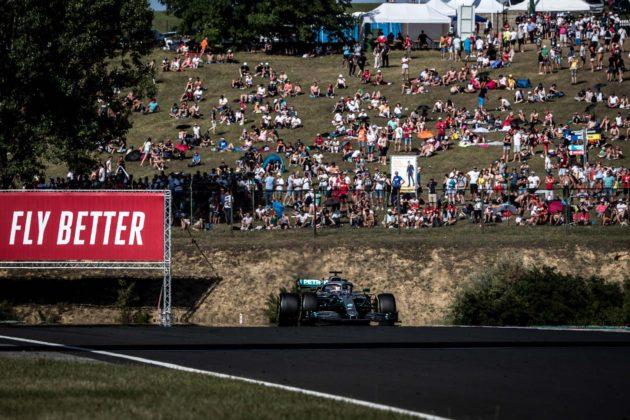 Lewis Hamilton, fans, nézők