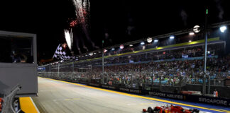 Vettel racingline.hu, éjszakai