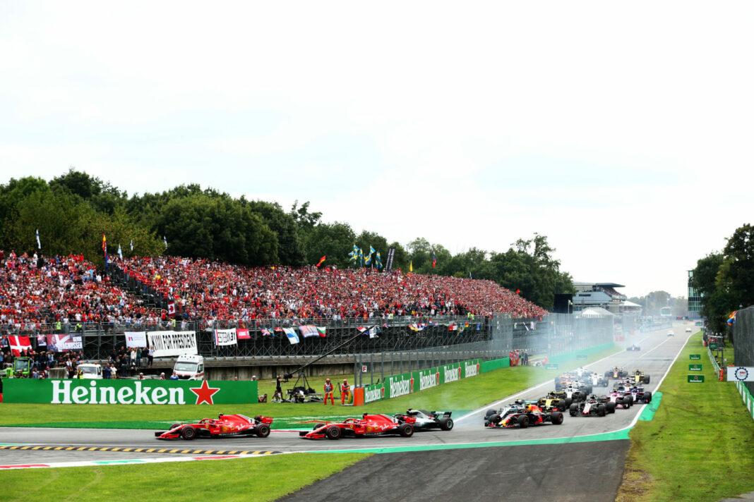 Monza, olasz nagydíj