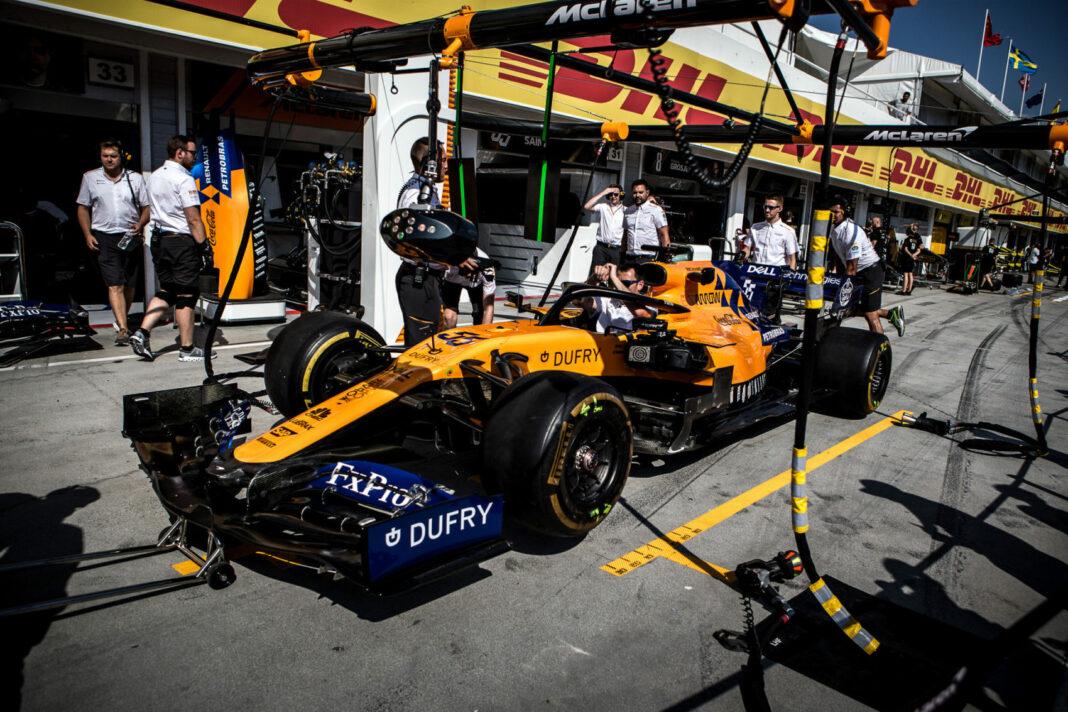 McLaren, Racingline, forma-1