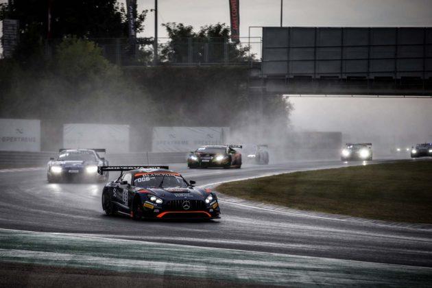 Blancpain GT , rain, eső