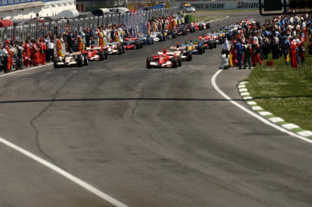Imola, Forma-1, Racingline