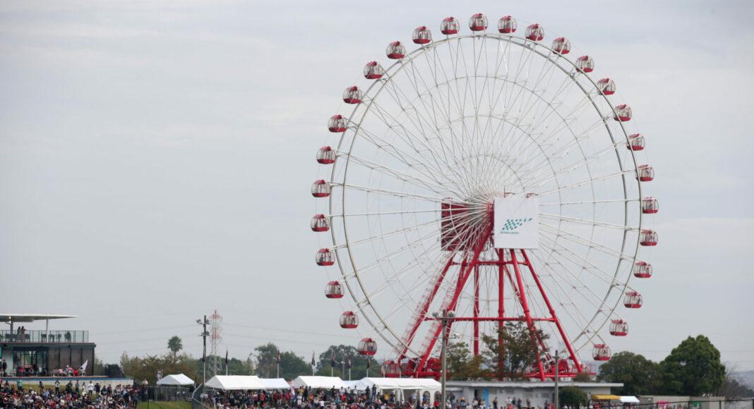 Suzuka, Racingline