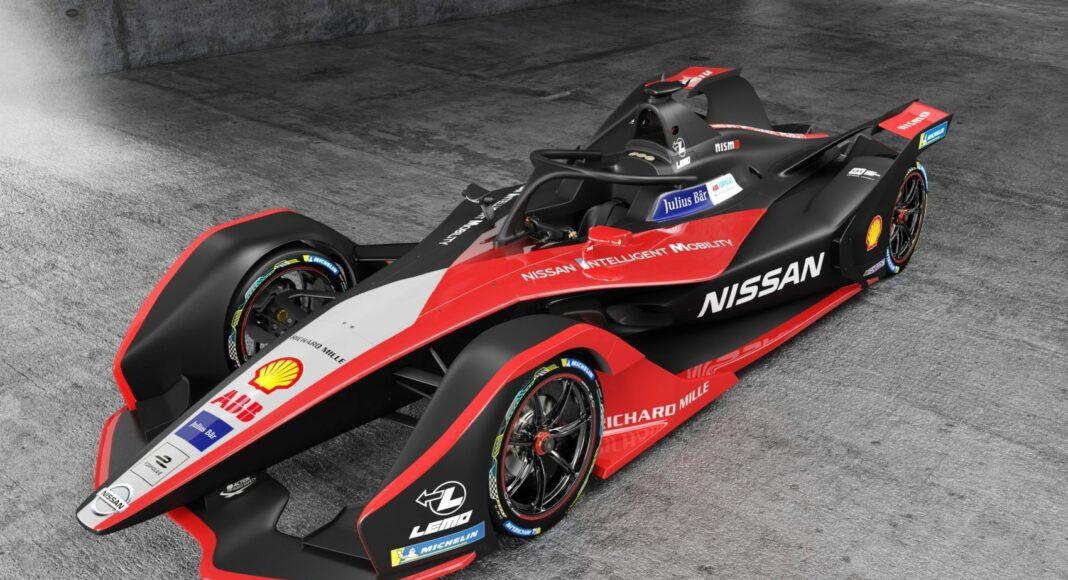 Nissan IM02, Formula E
