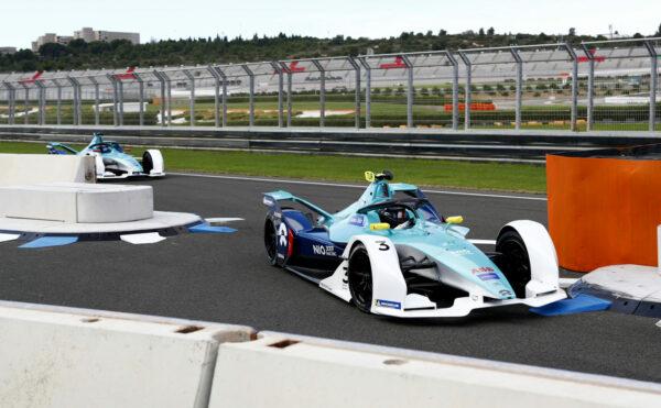NIO 333, Oliver Turvey, Ma Qing Hua, racingline.hu