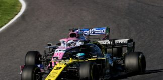 Renault Racing Point
