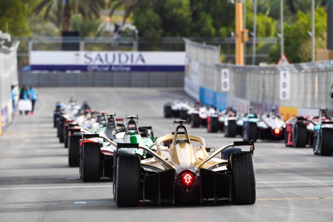 Formula E, Ad Diriyah, Saudi-Arabia, 2019