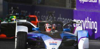 Günther, Formula E, Racingline