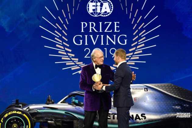 FIA Gála, Valtteri Bottas