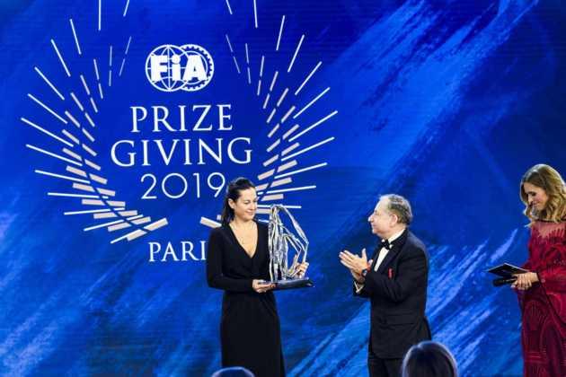 FIA Gála, Birgit Lauda