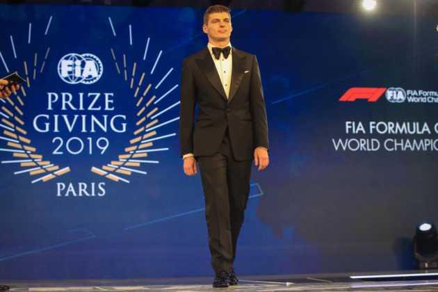 FIA Gála, Max Verstappen