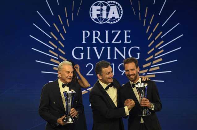 FIA Gála, Formula E, Jean-Eric Vergne