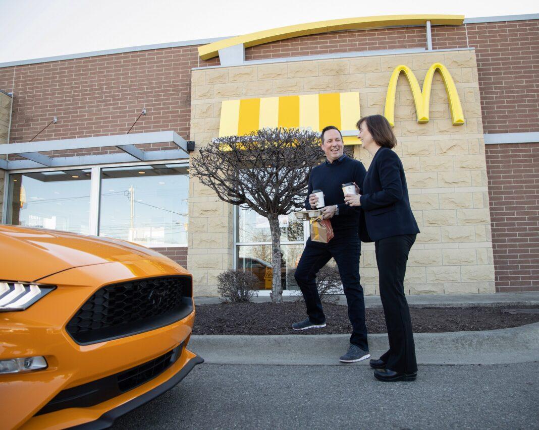 Ford, McDonald's