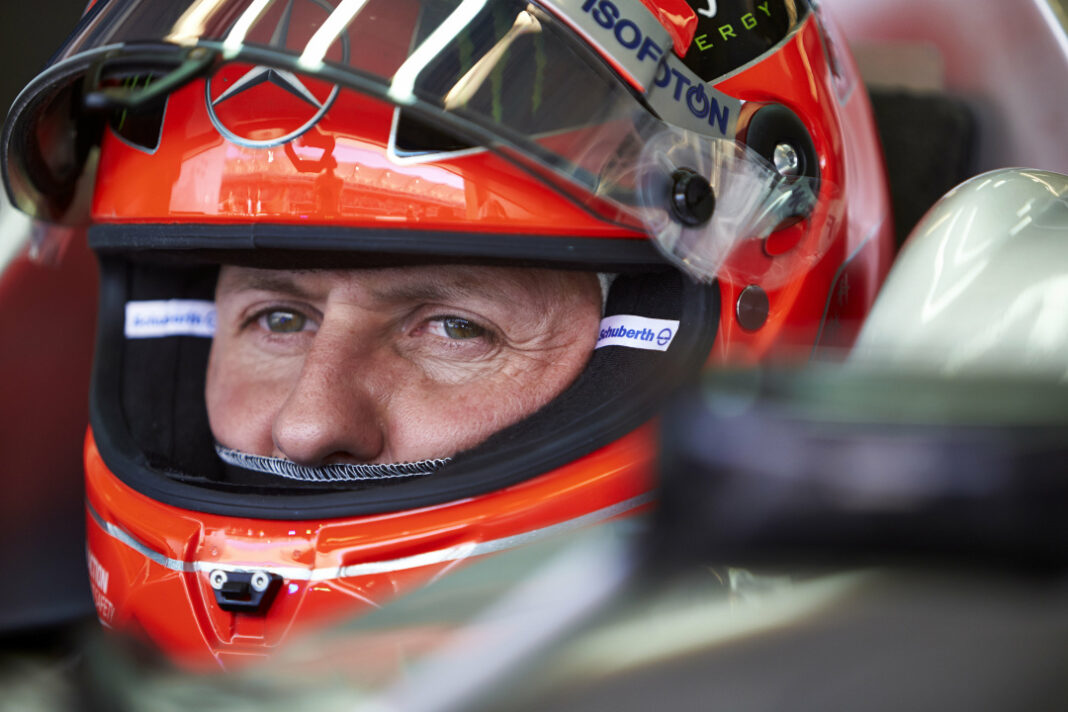 Michael Schumacher, Mercedes, racingline.hu