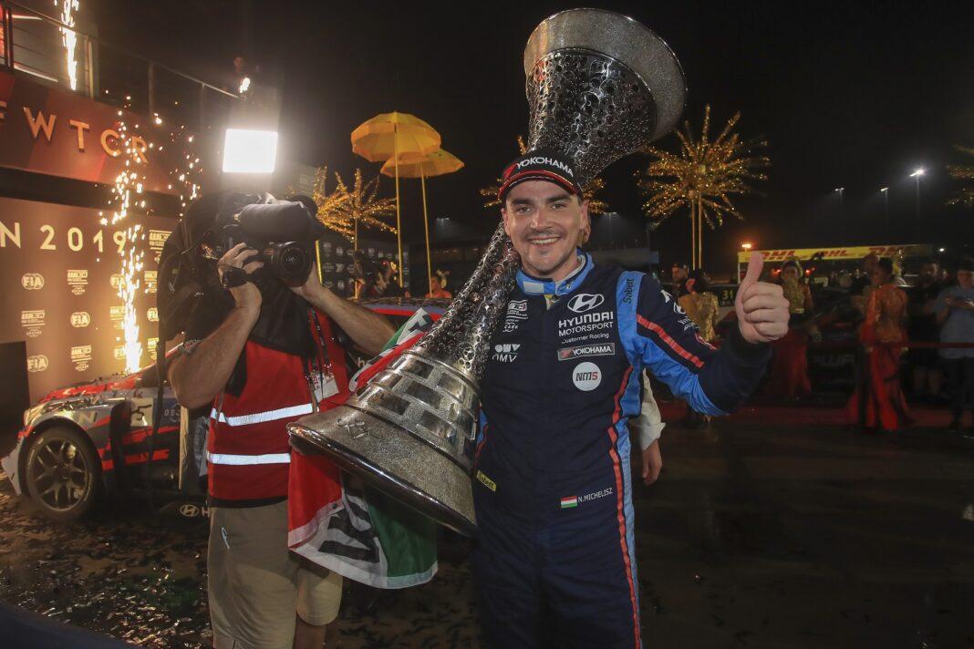 Michelisz Norbert, Hyundai, Malajzia, WTCR, 2019, racingline.hu