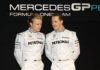 Nico Rosberg, Michael Schumacher