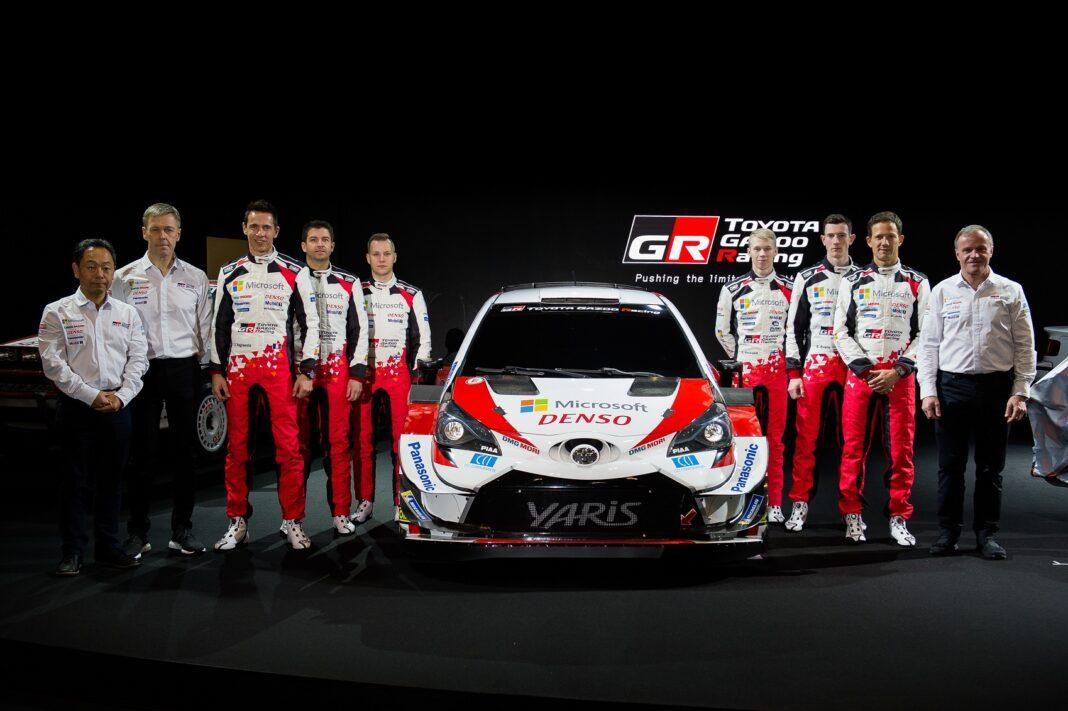 Toyota 2020 WRC
