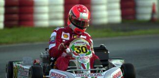 Michael Schumacher, gokart, Kerpen, racingline