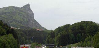 Salzburgring, racingline.hu