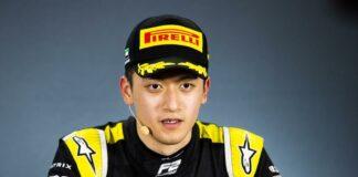 Zhou, Reanult, racingline