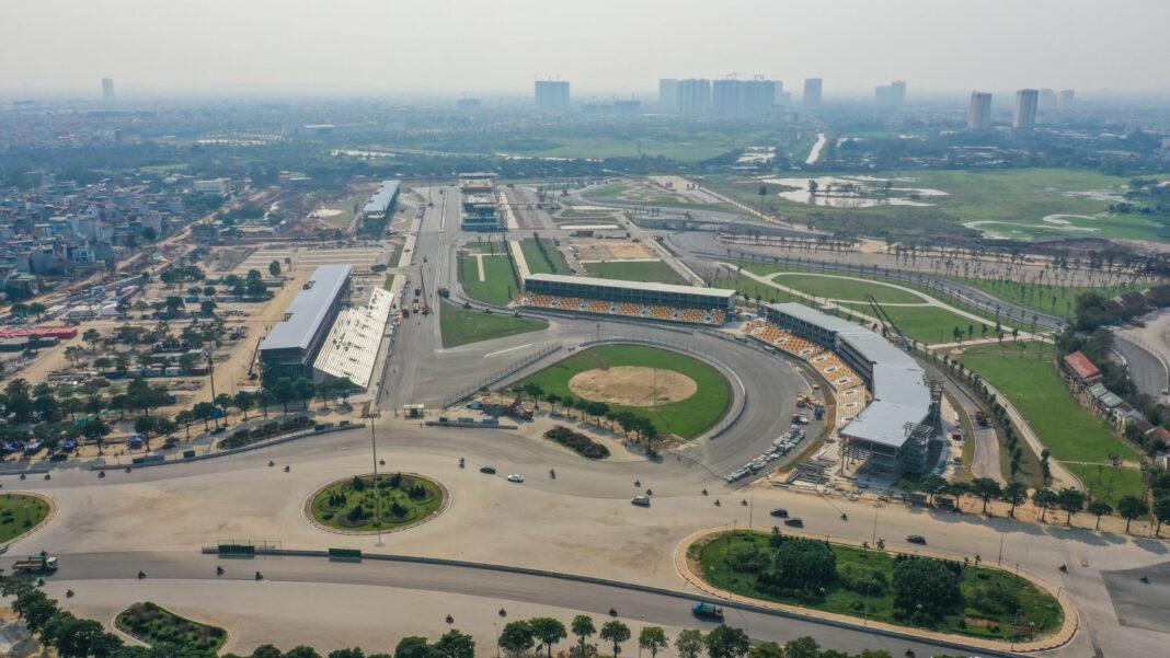 Hanoi Street Circuit, Hanoi, Vietnam, racingline.hu