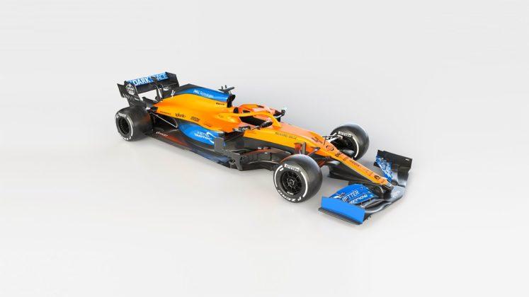 McLaren MCL35