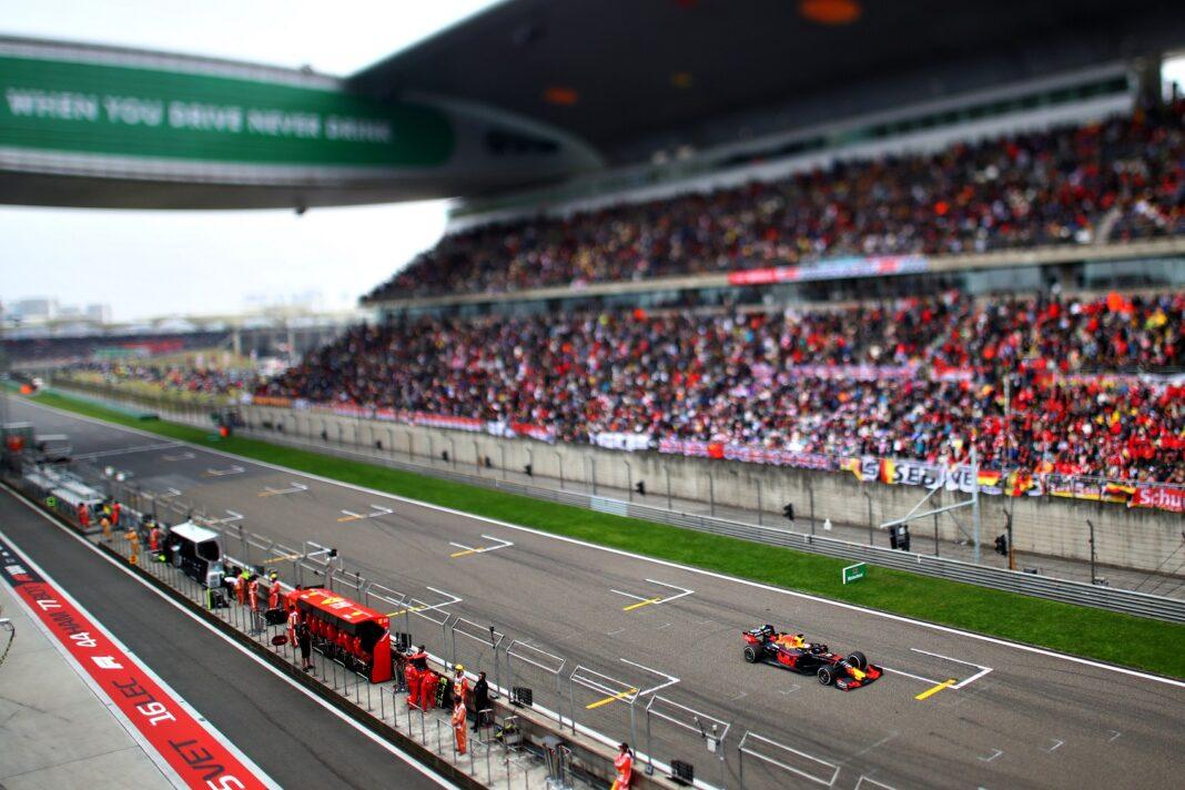 Kínai Nagydíj, racingline