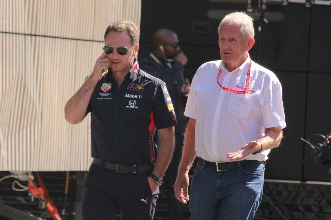 Marko, Red Bull, racingline