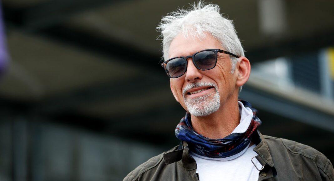 Damon Hill, racingline