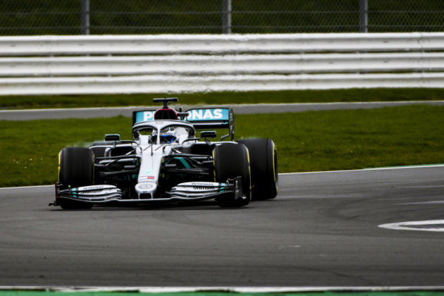 Valtteri Bottas Mercedes-AMG F1 W11