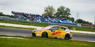 Comtoyou Racing, Cupra, WTCR, racingline