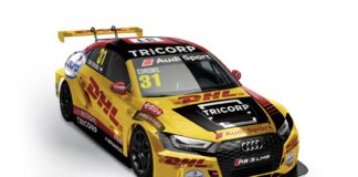 Tom Coronel, Audi, racingline.hu