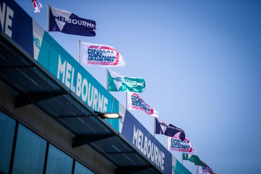Ausztrál Nagydíj, Melbourne, racingline