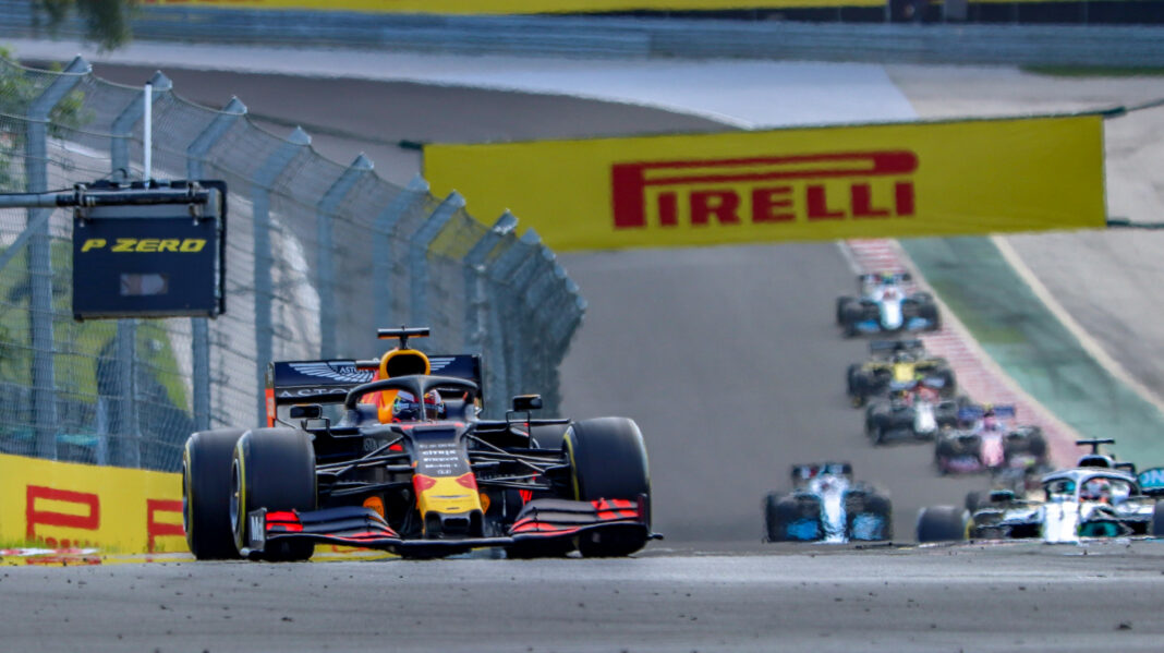 Red Bull racing puzzle