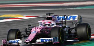 Racing Point, Forma-1, racingline